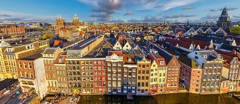 Amsterdam Netherlands  City new picture : Amsterdam, Netherlands | 360° Aerial Panoramas, 360° Virtual Tours ...