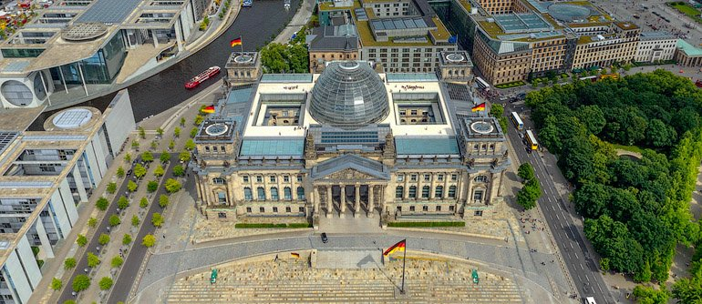Berlin, Germany - AirPano.com • 360° Aerial Panoramas • 360° Virtual Tours Around the World