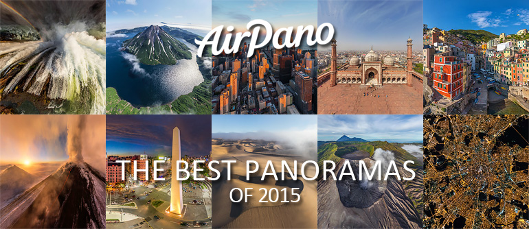 The best panoramas made by AirPano in 2015  - AirPano.com • 360° Aerial Panoramas • 360° Virtual Tours Around the World
