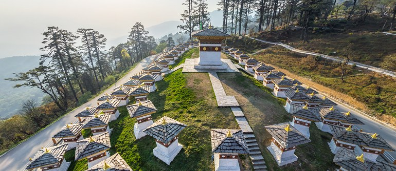 Bhutan. Part III - AirPano.com • 360° Aerial Panoramas • 360° Virtual Tours Around the World