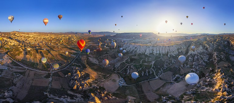 Cappadocia, Turkey - AirPano.com • 360° Aerial Panoramas • 360° Virtual Tours Around the World