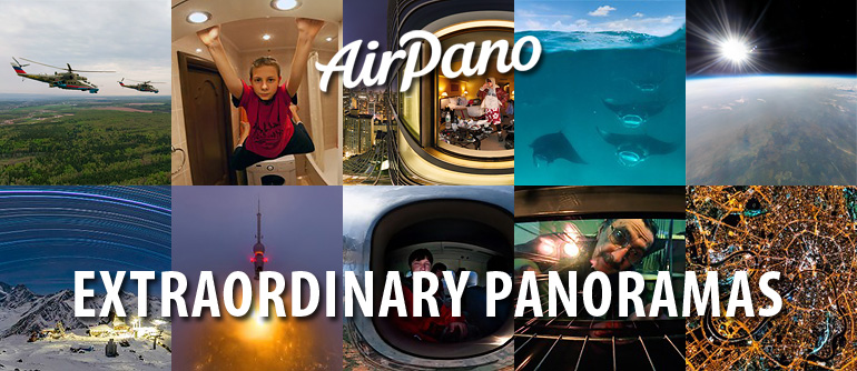 Extraordinary panoramas - AirPano.com • 360° Aerial Panoramas • 360° Virtual Tours Around the World