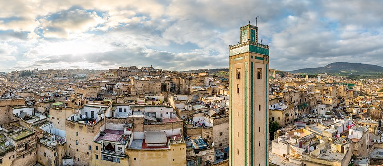 Fes, Morocco - AirPano.com • 360° Aerial Panoramas • 360° Virtual Tours Around the World