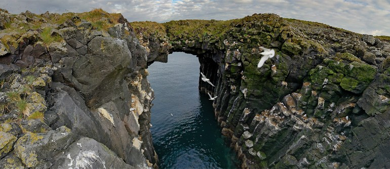Virtual tour of Iceland - AirPano.com • 360� Aerial Panorama • 3D Virtual Tours Around the World