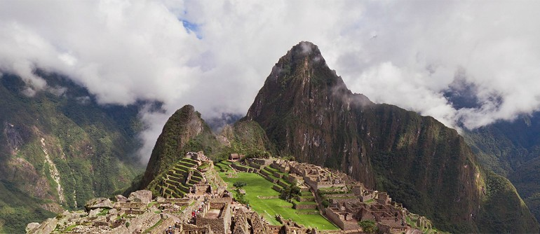 Machu Picchu � the ancient city of the Inca Empire - AirPano.com • 360� Aerial Panorama • 3D Virtual Tours Around the World