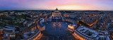 Vatican City State • AirPano.com • 360 Degree Aerial Panorama • 3D Virtual Tours Around the World