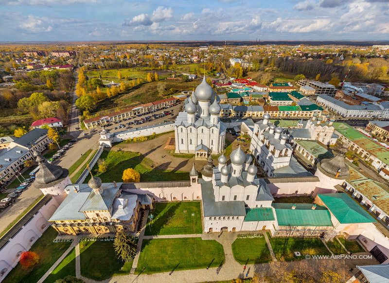 Rostov Kremlin, Assumption Cathedral