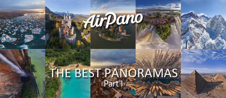 The best panoramas by AirPano. Part 1 - AirPano.com • 360° Aerial Panoramas • 360° Virtual Tours Around the World