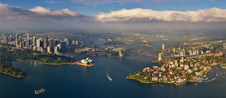Sydney, Australia - AirPano.com • 360° Aerial Panoramas • 360° Virtual Tours Around the World