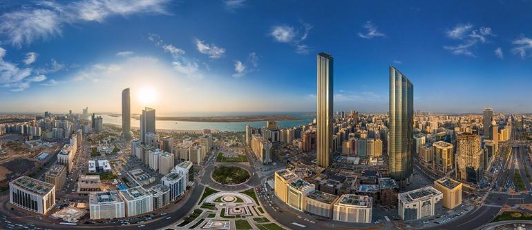 Abu Dhabi, UAE - AirPano.com • 360° Aerial Panoramas • 360° Virtual Tours Around the World