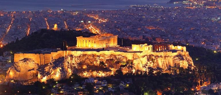 Acropolis, Athens, Greece - AirPano.com • 360° Aerial Panoramas • 360° Virtual Tours Around the World