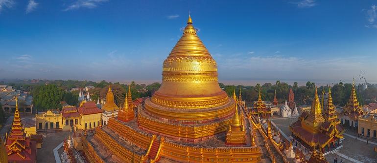 Bagan, Myanmar - AirPano.com • 360° Aerial Panoramas • 360° Virtual Tours Around the World
