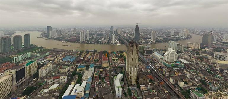 Bangkok, Thailand - AirPano.com • 360° Aerial Panoramas • 360° Virtual Tours Around the World