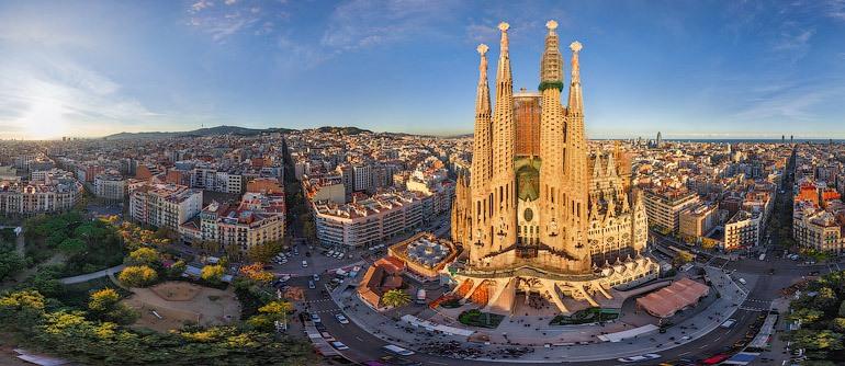 جالب ترین سفر به سمت اسپانیا