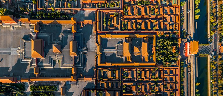 Beijing, China - AirPano.com • 360° Aerial Panoramas • 360° Virtual Tours Around the World