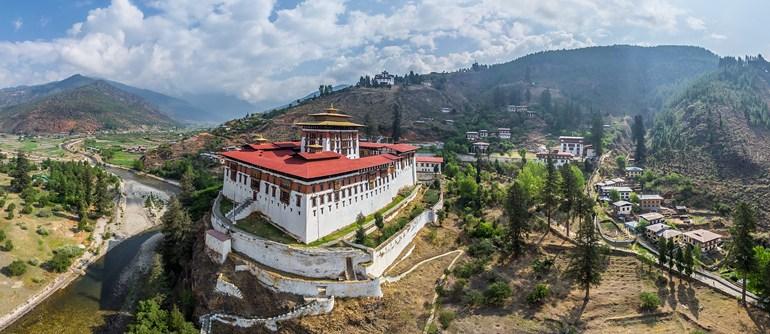 Bhutan. Part I - AirPano.com • 360° Aerial Panoramas • 360° Virtual Tours Around the World
