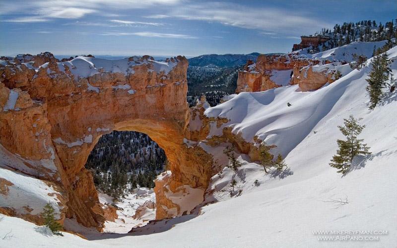 Ворота каньона Брайс