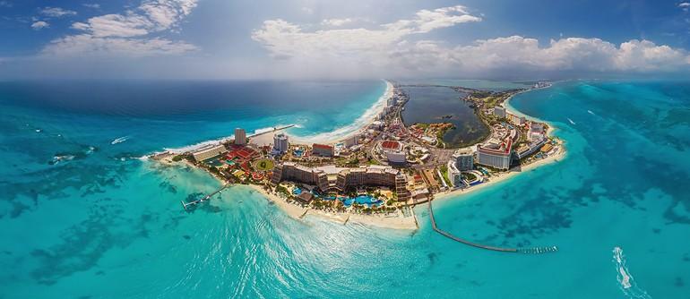 Cancun, Mexico - AirPano.com • 360° Aerial Panoramas • 360° Virtual Tours Around the World
