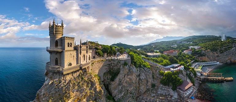 Crimea - AirPano.com • 360° Aerial Panoramas • 360° Virtual Tours Around the World