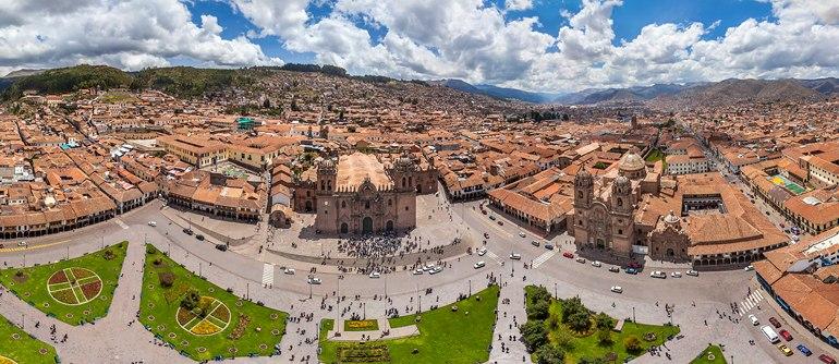 Cusco, Peru - AirPano.com • 360° Aerial Panoramas • 360° Virtual Tours Around the World