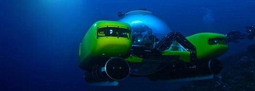 At the bottom of Mariana Trench - AirPano.com • 360° Aerial Panoramas • 360° Virtual Tours Around the World