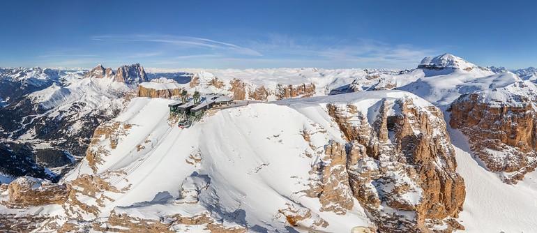 Dolomites, Italy - AirPano.com • 360° Aerial Panoramas • 360° Virtual Tours Around the World