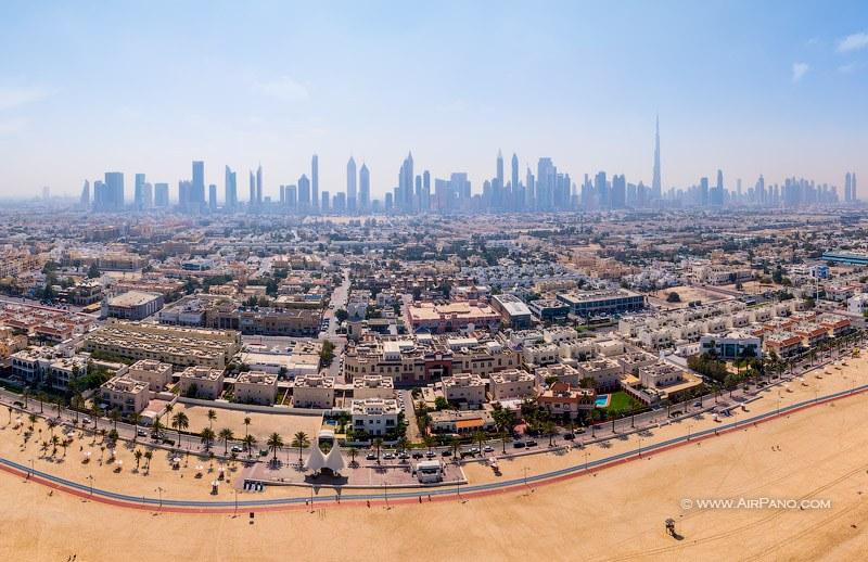 Jumeirah Public Beach, Dubai, UAE