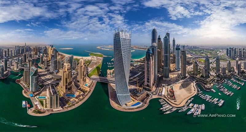 Cayan Tower, Dubai, UAE