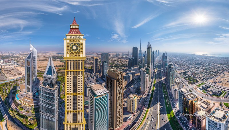 Al Yaqoub Tower, Dubai, UAE
