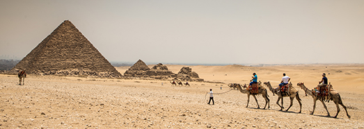 Egyptian pyramids. Part II - AirPano.com • 360° Aerial Panoramas • 360° Virtual Tours Around the World