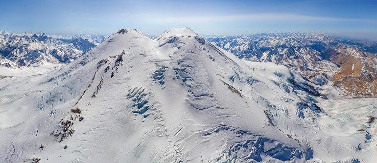 Mount Elbrus, Russia - AirPano.com • 360° Aerial Panoramas • 360° Virtual Tours Around the World