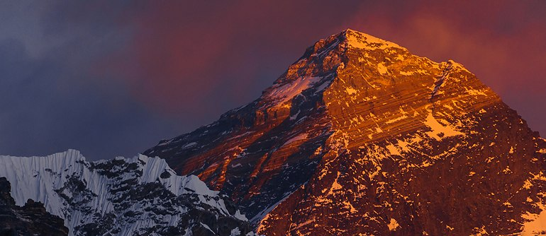 Everest, Himalayas, Nepal, Part II, December 2012 - AirPano.com • 360° Aerial Panoramas • 360° Virtual Tours Around the World