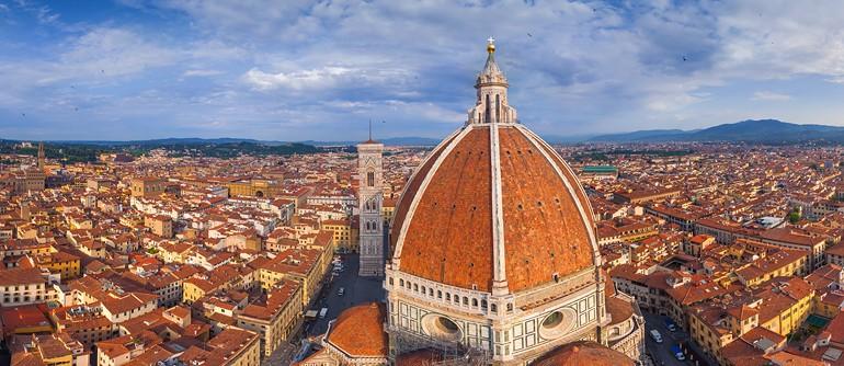 Florence, Italy - AirPano.com • 360° Aerial Panoramas • 360° Virtual Tours Around the World