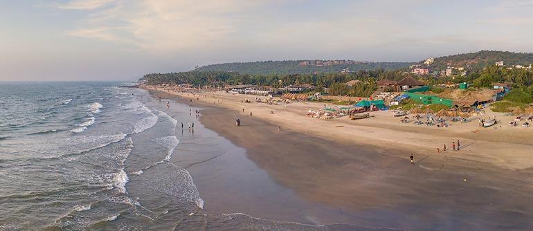 North Goa, India. Part II - AirPano.com • 360° Aerial Panoramas • 360° Virtual Tours Around the World
