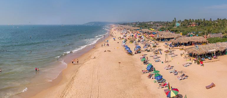 North Goa, India. Part I - AirPano.com • 360° Aerial Panoramas • 360° Virtual Tours Around the World