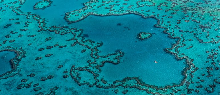 The Great Barrier Reef, Australia - AirPano.com • 360° Aerial Panoramas • 360° Virtual Tours Around the World