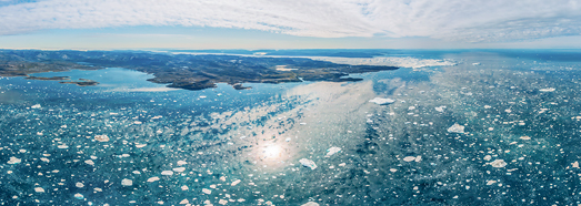 Landscapes of Greenland. Part III - AirPano.com • 360° Aerial Panoramas • 360° Virtual Tours Around the World