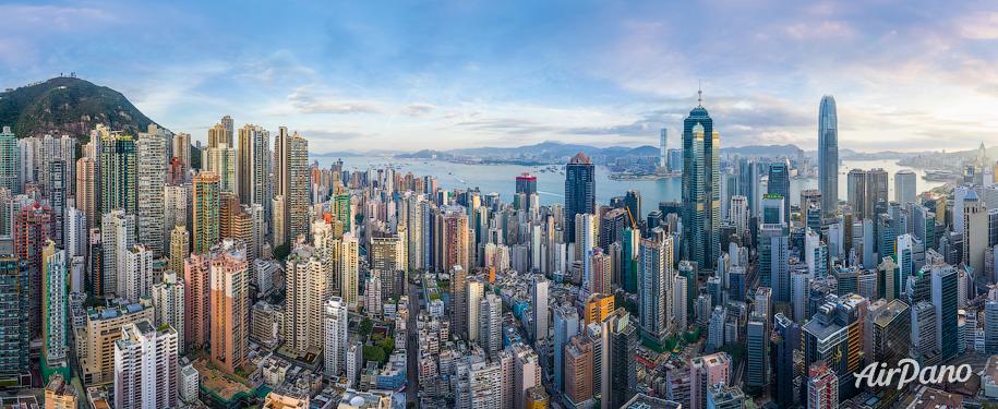 Гонконг: Гонконг, 2018