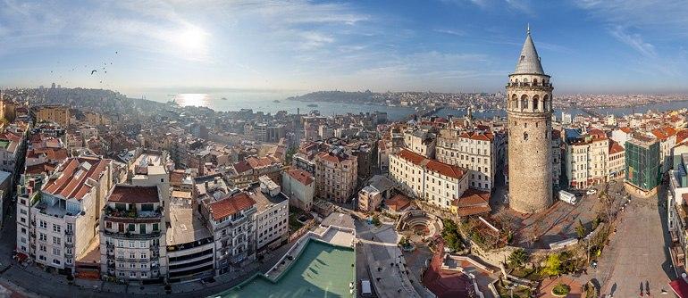 Istanbul, Turkey - AirPano.com • 360° Aerial Panoramas • 360° Virtual Tours Around the World