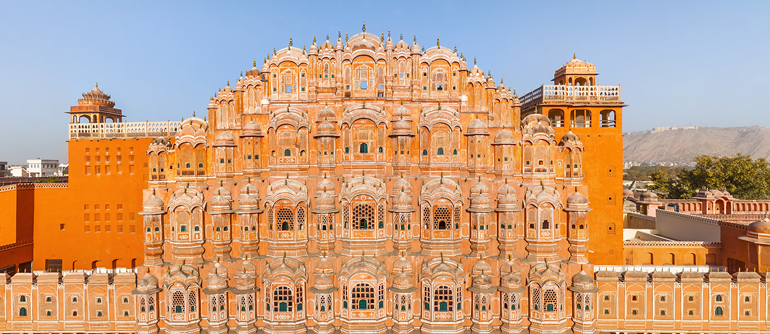 Jaipur, India - AirPano.com • 360° Aerial Panoramas • 360° Virtual Tours Around the World