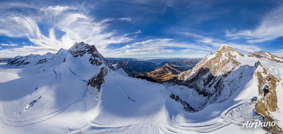 Jungfrau switzerland - Div style float right ...
