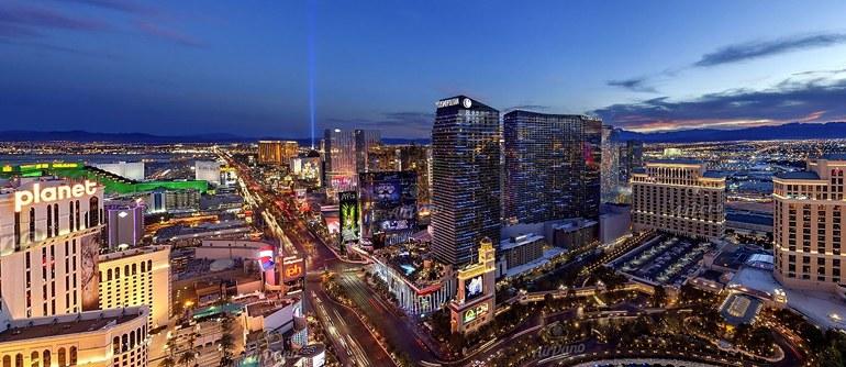 Las Vegas, USA - AirPano.com • 360° Aerial Panoramas • 360° Virtual Tours Around the World