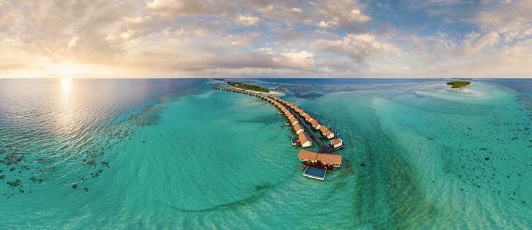 Southern Maldives. Part I - AirPano.com • 360° Aerial Panoramas • 360° Virtual Tours Around the World