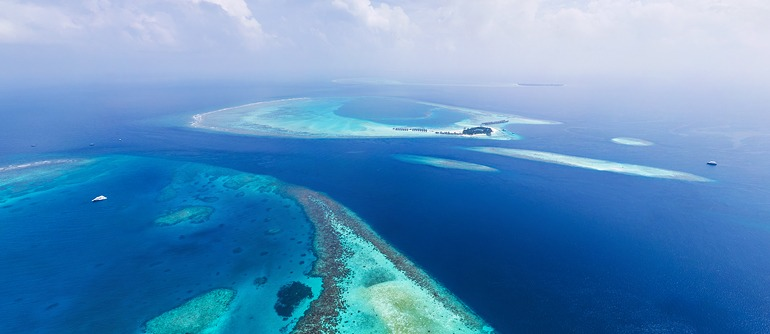 Southern Maldives. Part II - AirPano.com • 360° Aerial Panoramas • 360° Virtual Tours Around the World