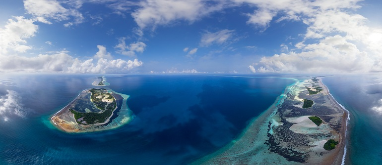 Southern Maldives. Part III - AirPano.com • 360° Aerial Panoramas • 360° Virtual Tours Around the World