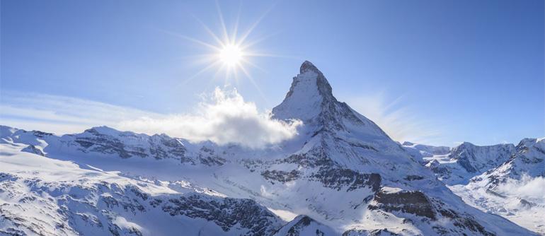 The Matterhorn Mountain, Switzerland - AirPano.com • 360° Aerial Panoramas • 360° Virtual Tours Around the World
