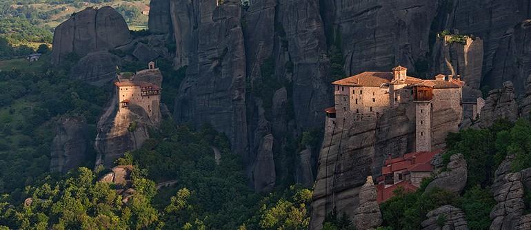 Meteora, Greece - AirPano.com • 360° Aerial Panoramas • 360° Virtual Tours Around the World