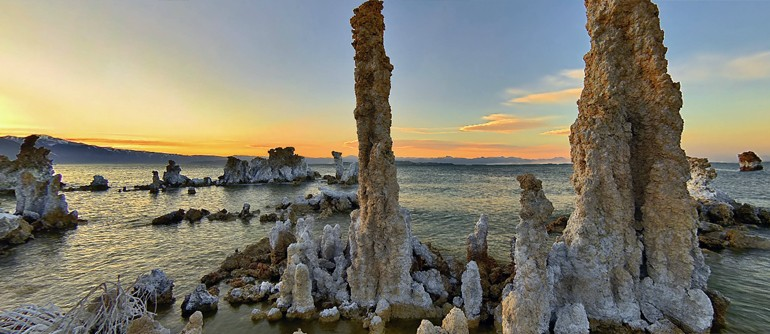 Mono Lake, California, USA - AirPano.com • 360° Aerial Panoramas • 360° Virtual Tours Around the World