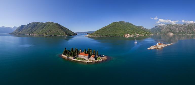 Montenegro, Kotor Bay - AirPano.com • 360° Aerial Panoramas • 360° Virtual Tours Around the World