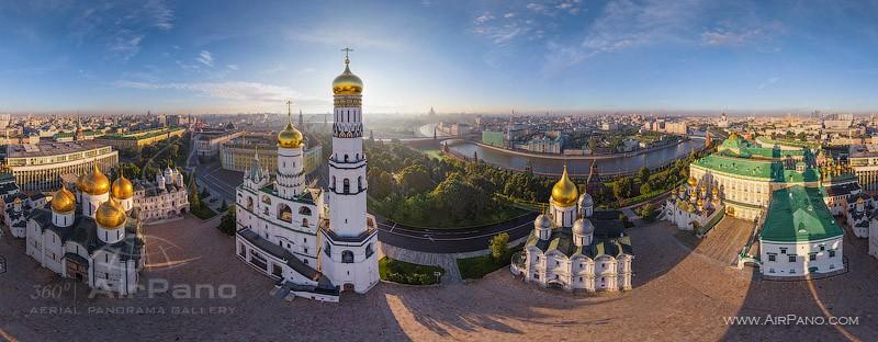 Соборная площадь, колокольня Иван Великий